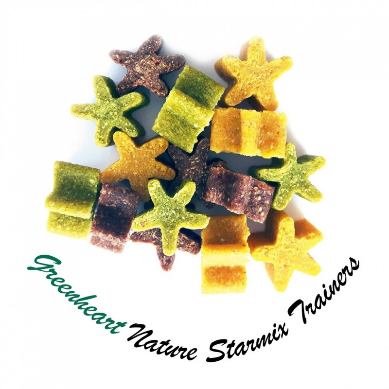 Snacks végétariens (Natural Starmix Trainers)