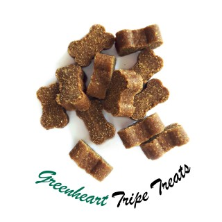 Snacks aux tripes (Greenheart Tripe Snacks)