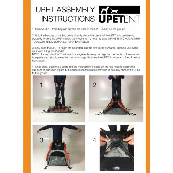 UPet Tent