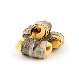 Rouleaux Peaux de poisson/Pomme (Fish4Dogs Sweet Ocean Wraps)