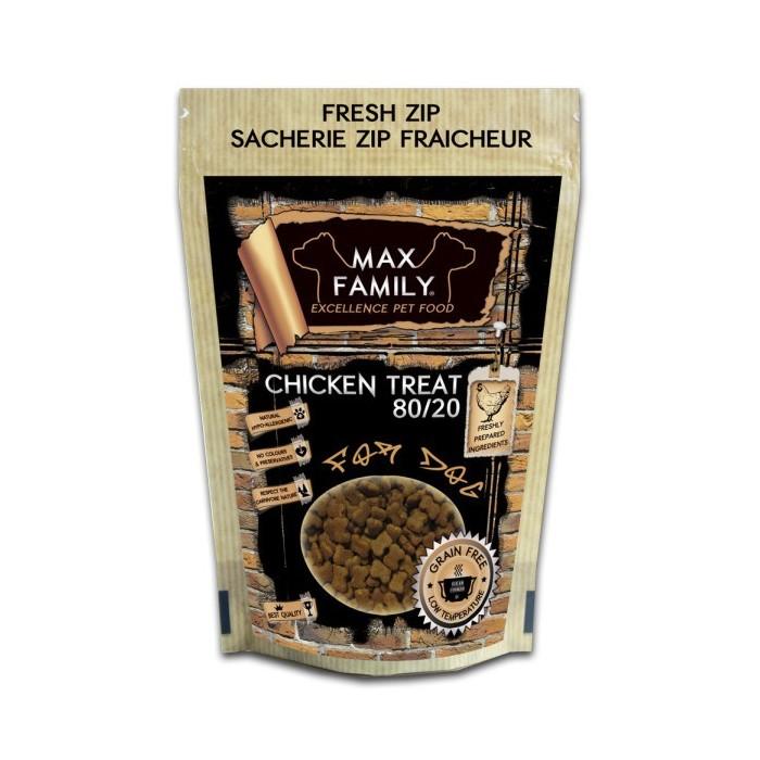 Friandises 80 % Volailles sans céréales (Chicken Treat 80/20 - 100 g)
