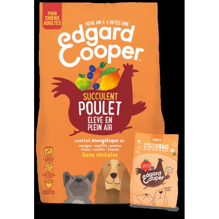 Croquettes au Poulet Edgard & Cooper