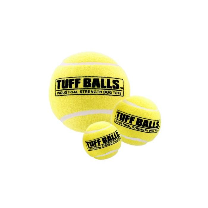Balles de tennis Spécial Chiens (Tuff Balls)