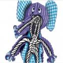 "Petite Peluche ""Floppy"" (Kong Floppy Knots)"