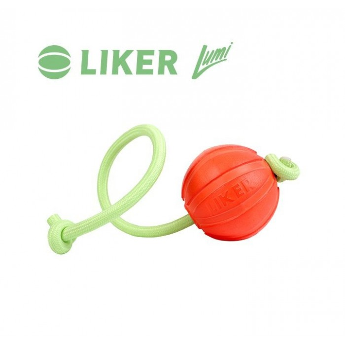 Balle Liker luminescente (LIKER Lumi)