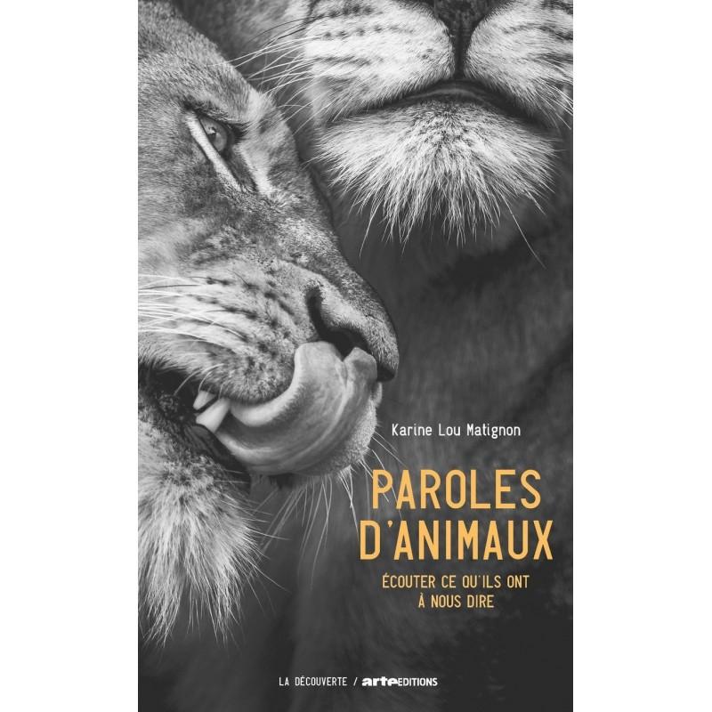 Paroles d'animaux