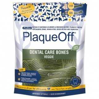 Os Végétariens PlaqueOff® (Dental Care Bones)