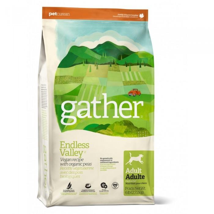 GATHER Recette végétalienne aux pois biologiques (Endless Valley)