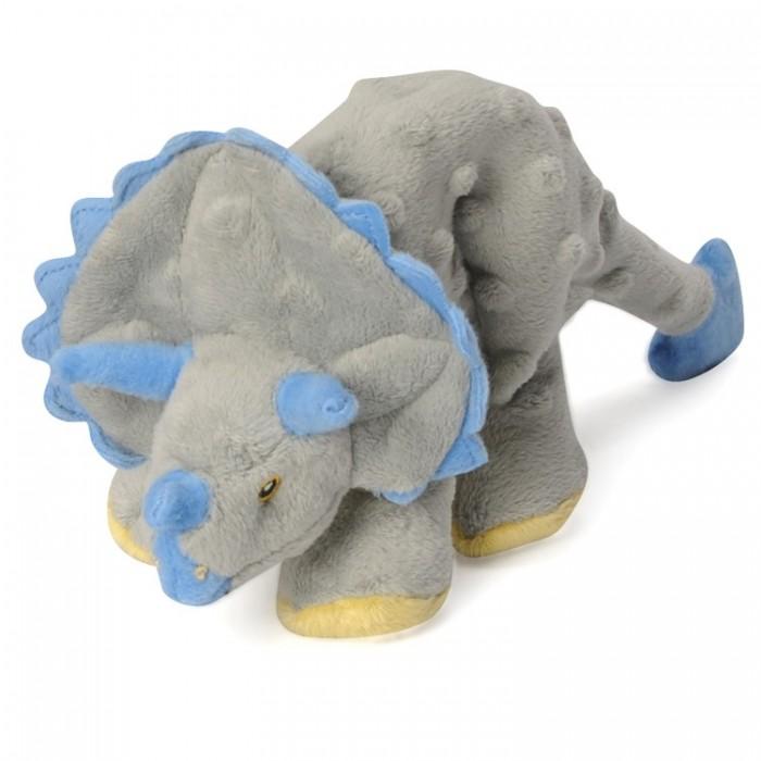 Peluche Dinosaure (goDog Dino Triceratops) 2 tailles/2 coloris