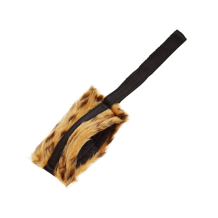 Boudin Pochette Fantaisie (Stuff'n Fetch Faux Fur Food Bag)
