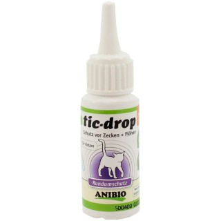 Tic-Drop 30 ml pour chats