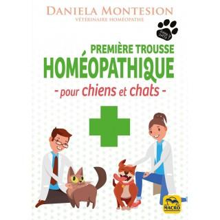 Première trousse homéopathique pour chiens et chats