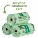 Becobags compostables non parfumés