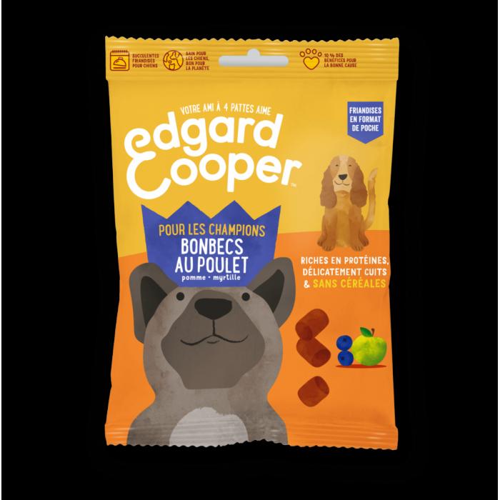 Friandises riches en viande Edgard & Cooper (3 variétés - 50 g)