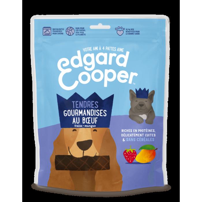 Barres moelleuses Edgard & Cooper (3 variétés - 150 g)