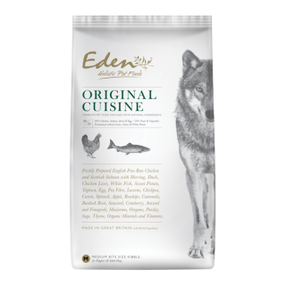 """Eden 80/20 """"Original Cuisine"""" pour Chiots, Chiens adultes et Seniors"""