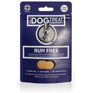 Friandises Premium au Foie 50 g (Run Free/Fresh Breath Liver Treats)