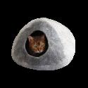 Couchage naturel en laine feutrée (Chats et petits chiens)