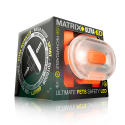 Lampe de sécurité Ultra LED Matrix - 6 couleurs - Charge USB - 100 % étanche