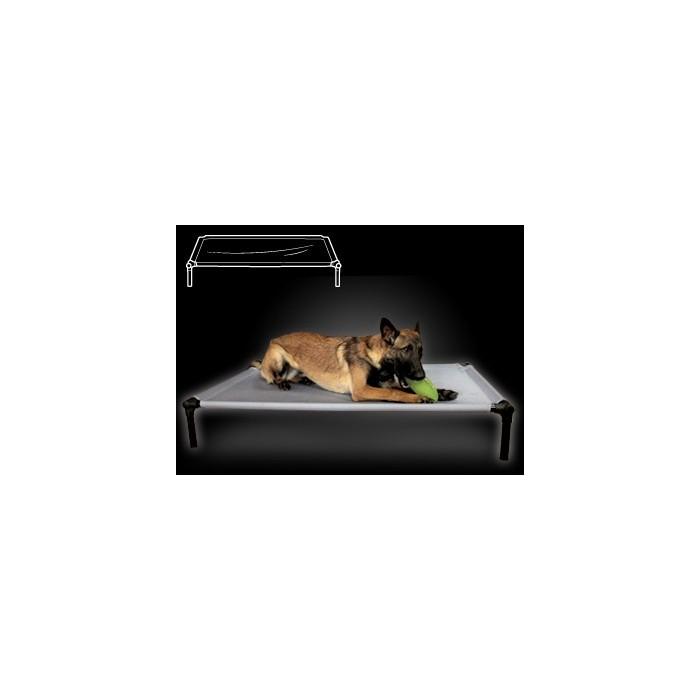 Lit de camp pour chiens (DogZone Professional Training Bed) 2 tailles