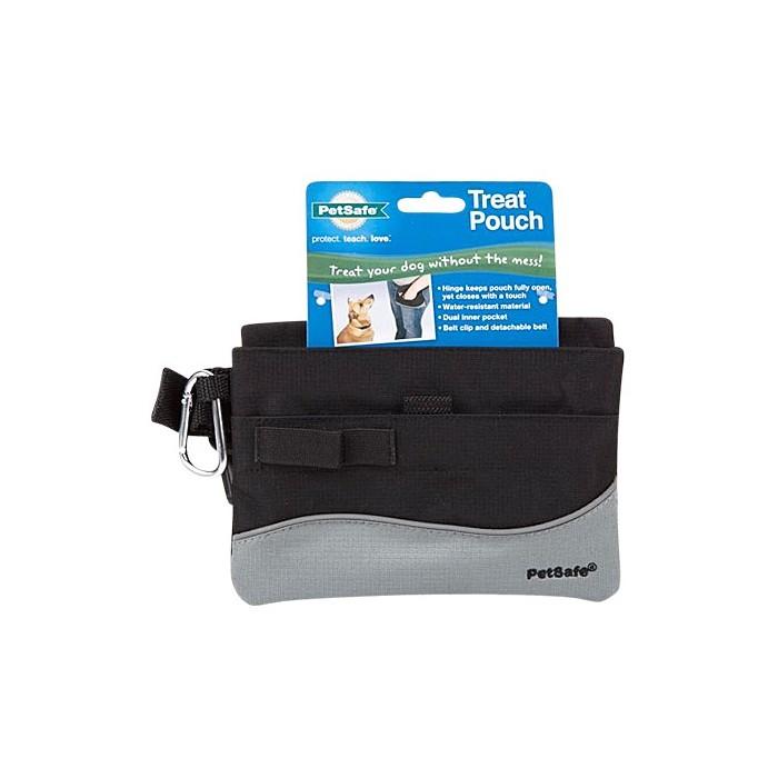 Pochette à friandises PetSafe (2 tailles) + ceinture réglable