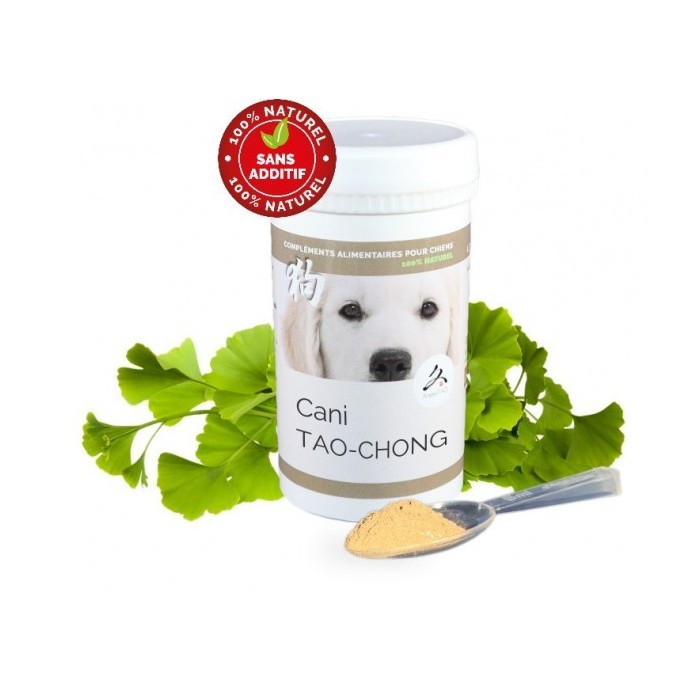Cani Tao-Chong – Vermifuge pour chiens