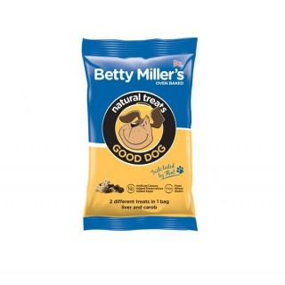 "Friandises ""Good Dog"" sans gluten 100 g (Betty Miller Natural Treats)"