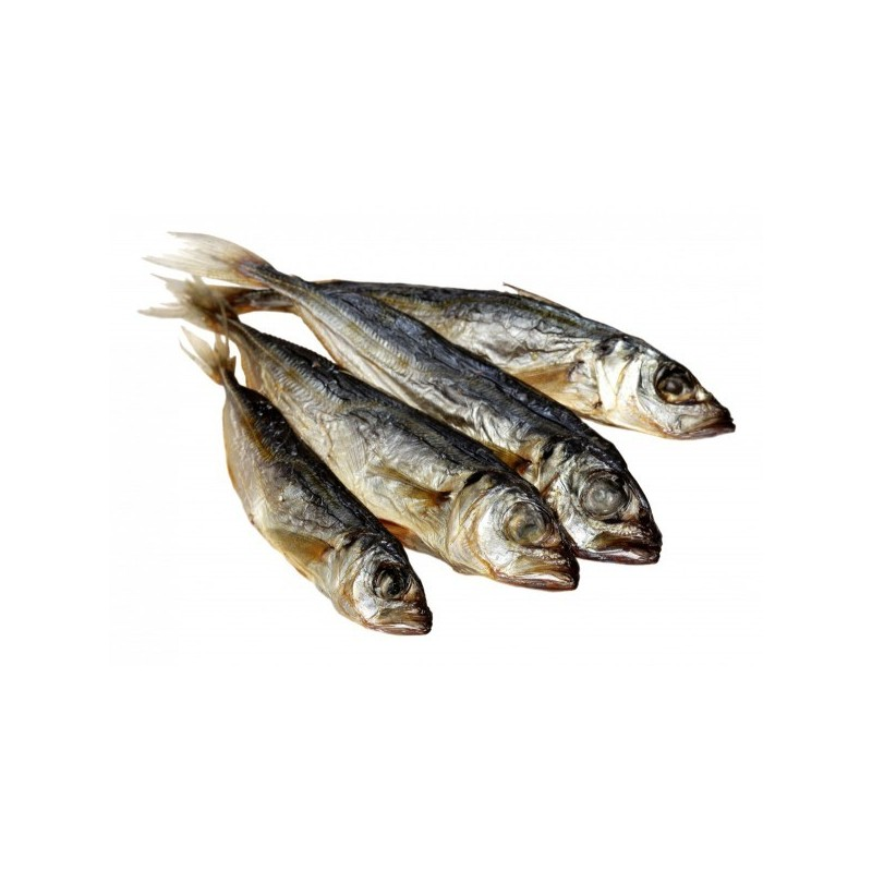 Petits poissons séchés (Dried Sprats)