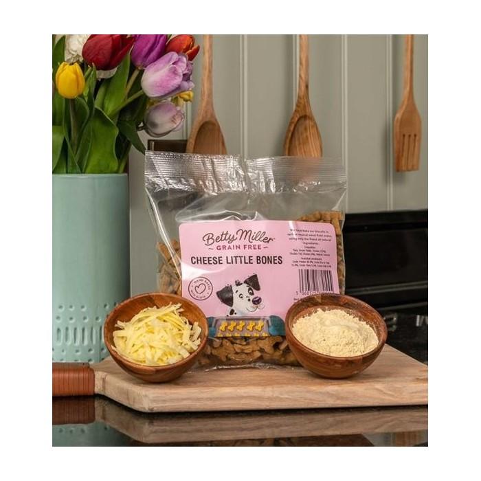 Biscuits au fromage sans céréales (Grain Free Cheese Little Bones - 400 g)