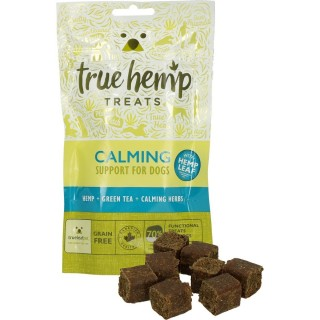 Friandises au chanvre 50 g (True Hemp Calming Support)
