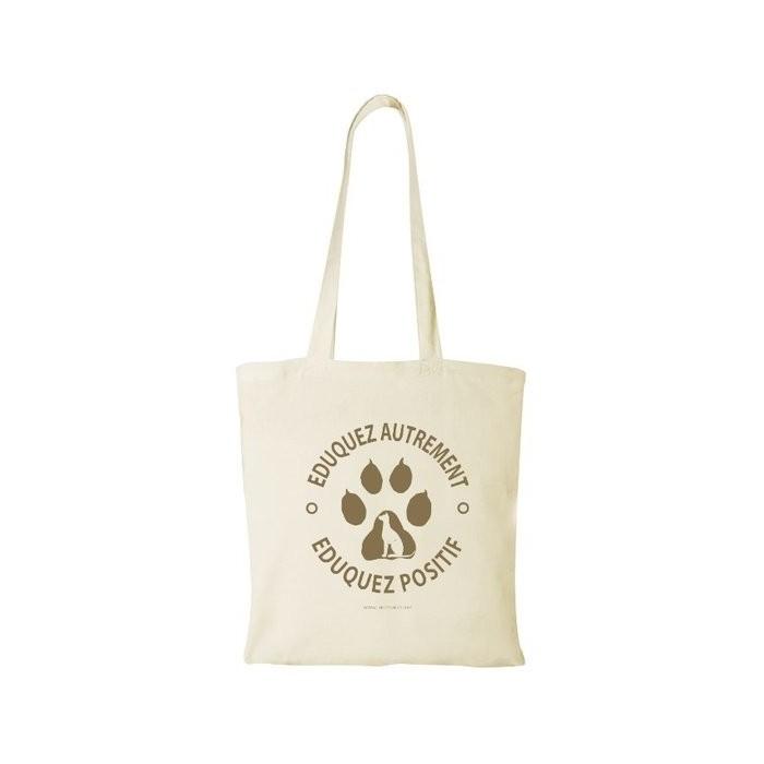 Tote Bag Animalin Eduquez autrement