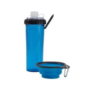 H-Duo POP Bouteille d'hydratation + Bol pliable
