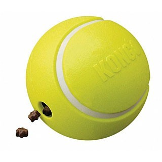 Balle Kong distributrice (Kong Tennis Rewards) 2 tailles