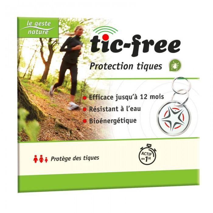 Médaille Tic-Free (Protection contre les tiques)