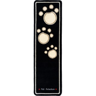 Tapis de Porte Extra Long 150 cm Dog Runner Black