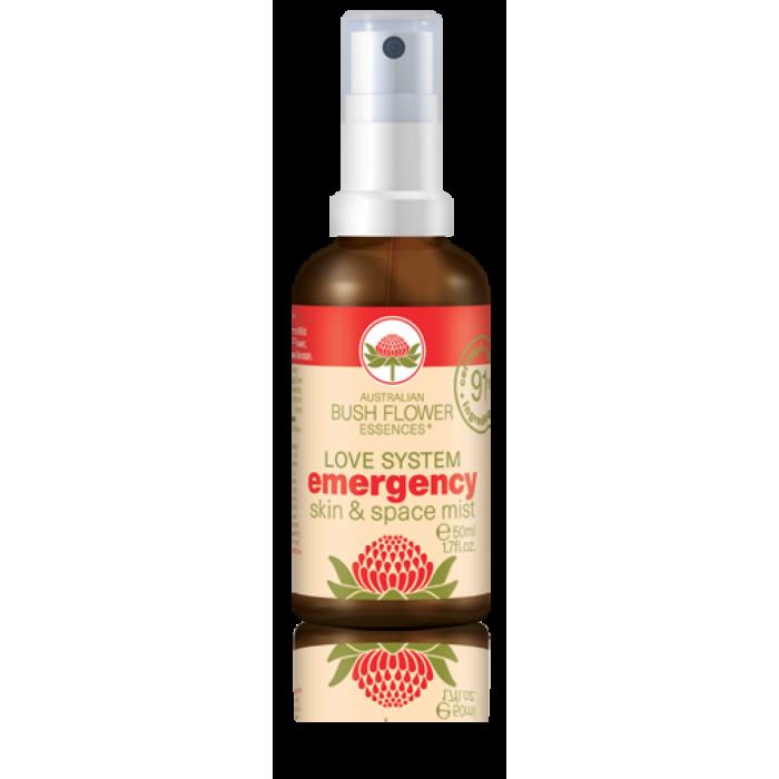 Brume d'urgence 50 ml (Australian Bush Flower Emergency Essence)