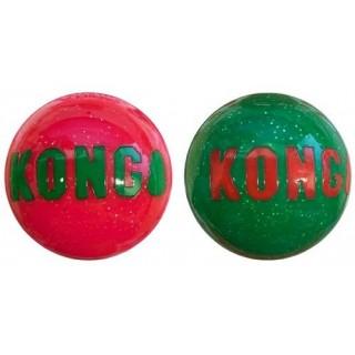 Balle Kong Signature Holydays - Lot de 2