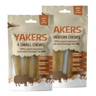 Snacks au lait de yak (Yakers Dog Chew)
