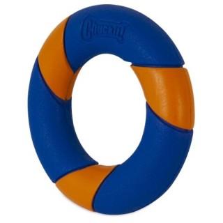 Anneau de caoutchouc avec sifflet (Chuckit! Ultra Squeaker Ring)