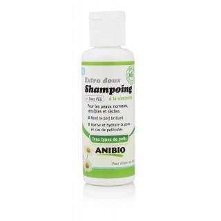 Shampooing Extra doux à la camomille (3 contenances)