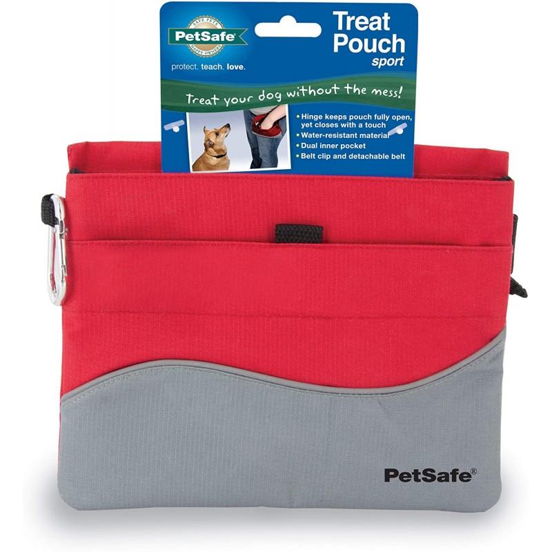 Pochette à friandises PetSafe (2 coloris) + ceinture réglable